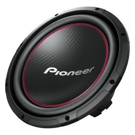 2) Pioneer 12 Inch 2600 Watt Champion Subwoofers SVC Car Subs Pair | TS-W304R (Pioneer Subwoofer Champion compare prices)