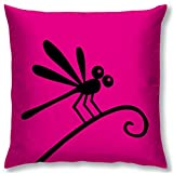 Right Digital Printed Clip Art Collection Cushion Cover RIC0010a-Pink