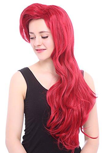 L-ema (Ariel Red Wig)