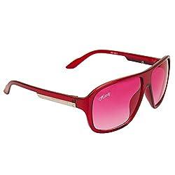 HERDY Pink Colored Wayfarer