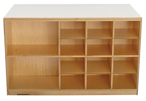 childcraft-074988-durable-mobile-storage-peninsula-double-sided-all-birch-veneer-panel-4-coat-uv-acr