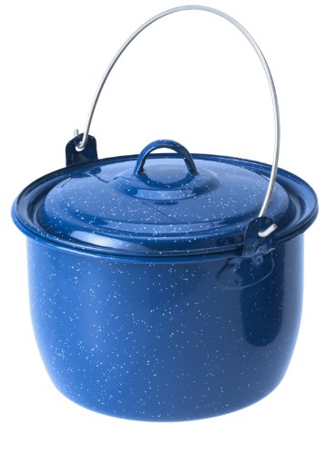 GSI Outdoors 3-Quart Convex Kettle (Blue) (Kettle Gsi compare prices)