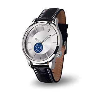 Brand New Indianapolis Colts NFL Icon Series Mens Watch by Things for You