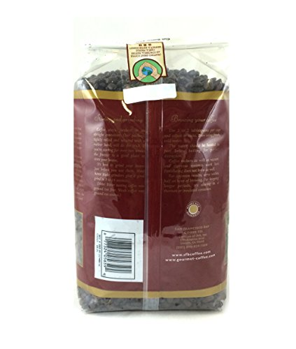 San Franscisco Bay Coffee Fog Chaser Whole Bean, 2-pounds
