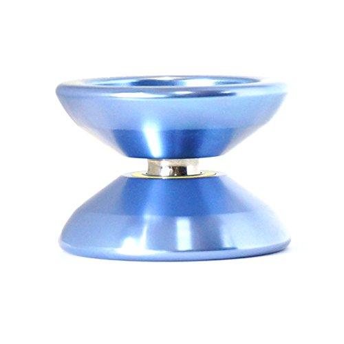 NEW Light Blue Magic YoYo T5 Overlord Aluminum Kid's Toy