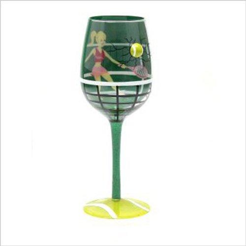 Top Shelf You Just Got Served Wine Glass
