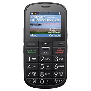 Prepaid Phone With Double Minutes (Tracfone): Cell Phones