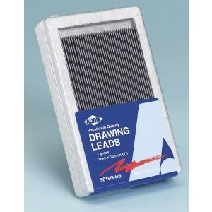 2Mm Drawing Leads 144/Pk Drafting, Engineering, Art (General Catalog)
