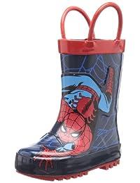 Western Chief Spider-Man Rain Boot (Toddler/Little Kid/Big Kid)