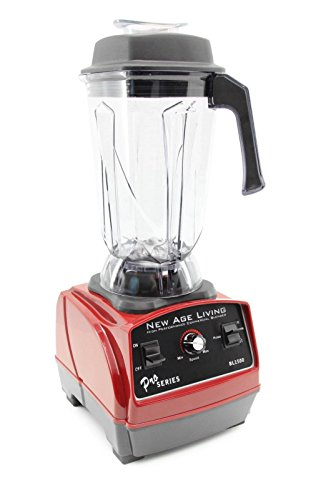 Why Should You Buy New Age Living BL1500 3HP Commercial Blender / Smoothie Mixer
