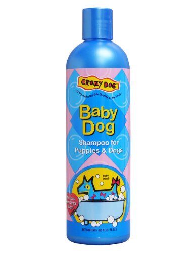 Crazy Dog Baby Dog Shampoo