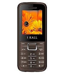 I KALL K88 Dual Sim Feature Phone- Brown