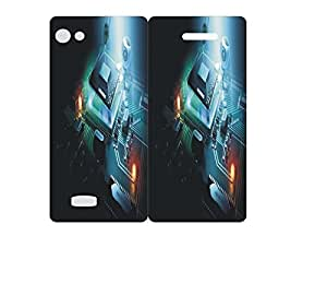 Techno Gadgets Flip Cover for LYF Water 11