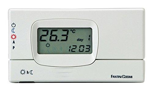 Fantini cosmi ch117 termostato ambiente a batterie 3 for Cronotermostato fantini cosmi intelli therm c31