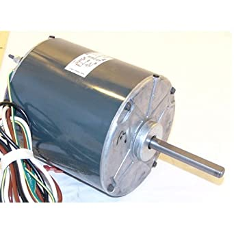 Oem Upgraded Carrier 1 3 Hp 460v Blower Fan Motor Hc43ge460 Electric Fan Motors
