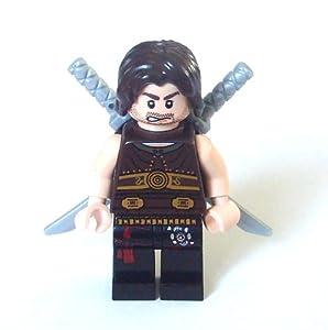 Lego Prince of Persia Mini figure - Dastan (with Shirt)