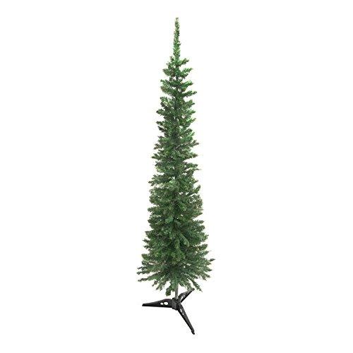 ALEKO-CT59H10-Luscious-5-Feet-Christmas-Tree-Artificial-Holiday-Pine-Tree-Indoor-Holiday-Decor