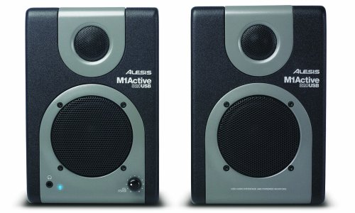 Alesis M1Active 320 USB Studio Monitor Pair