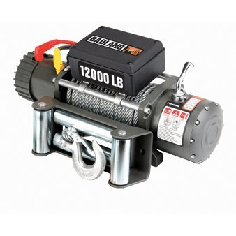 BADLAND WINCHES 12, 000 lb. Off-Road Vehicle Winch with