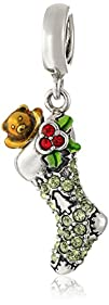 """Chamilia """"Holiday"""" Sterling Silver Sp…"""