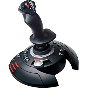 Thrustmaster T-Flight Stick X Flight Stick from Thrustmaster