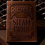 Steam Punk Bicycle Playing Cards