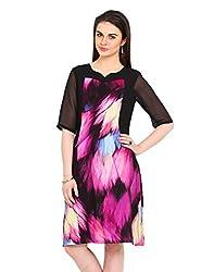 Digital Print dress X-Large