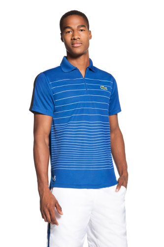 Short Sleeve Superdry Striped Polo