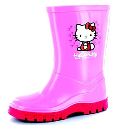 Hello Kitty Pink Welly