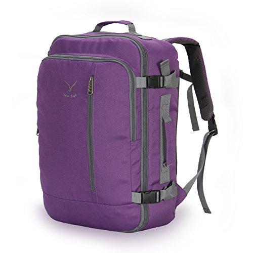 Veevan Flight Approved 38 Litre Weekend Backpack (Noble Purple)