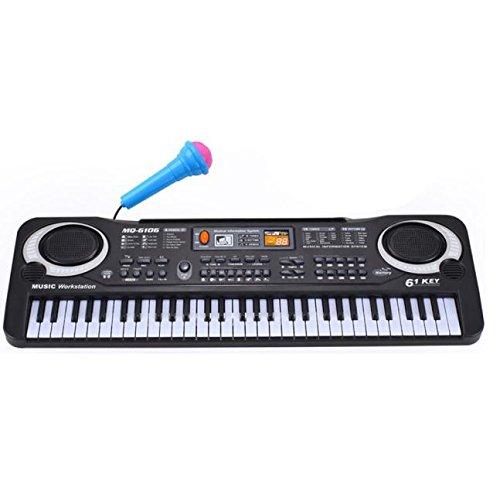 麦克风键盘电钢琴礼品