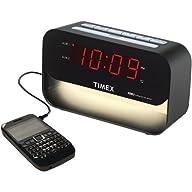 Timex Decorative XBBU Dual Alarm Cloc…