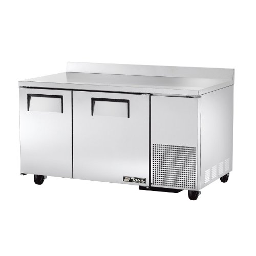 True Commercial Freezer front-361409