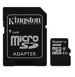 Kingston Digital 32 GB Flash Memory Card SDC10/32GB