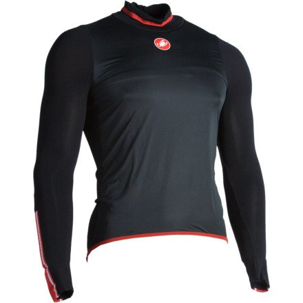 Buy Low Price Castelli Feroce Windproof Top – Long-Sleeve – Men's (B005QKSH4U)