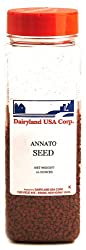 Whole Annato Seed - 16 oz
