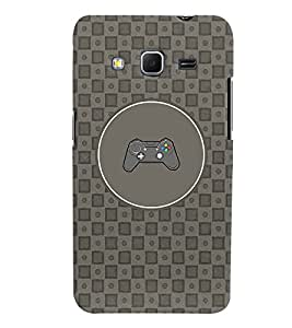 PRINTVISA Abstract Joystick Case Cover for Samsung Galaxy Core Prime