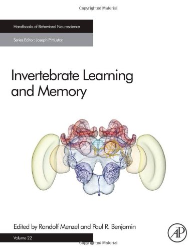 Invertebrate Learning And Memory, Volume 22 (Handbook Of Behavioral Neuroscience)