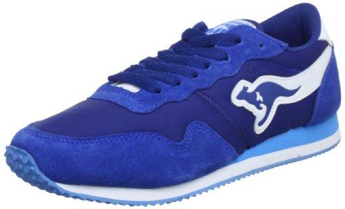 KangaROOS Invader-Basic 47105, Sneaker uomo, Blu (Blau (royalblue 470)), 43