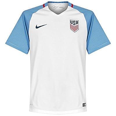 Nike United States Home Stadium Soccer Jersey (White)