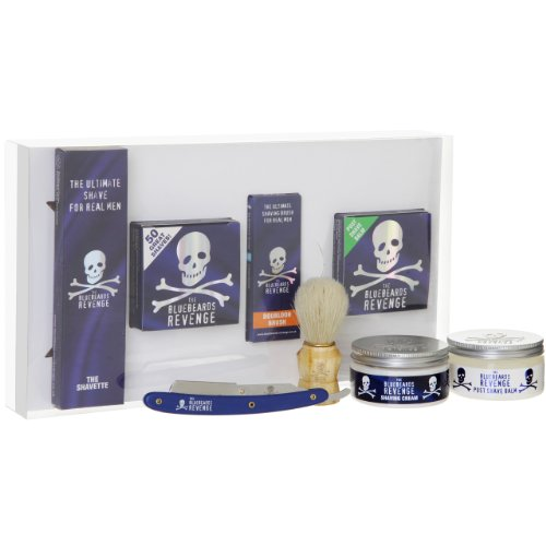 "The Bluebeards Revenge - Set da barba con ""tagliagola"""