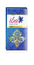 Iba Halal Care Pure Attar Musk Arabia, 10 ml