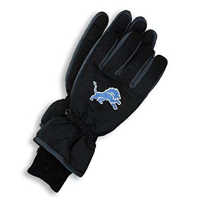 Detroit Lions Mogul Ski Gloves