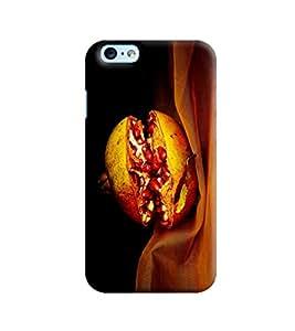 Blue Throat Pomegranate Printed Designer Back Cover/Case For Apple iPhone 6s Plus