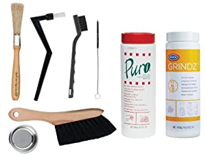 Espresso Supply 97310 Cleaning Kit from Espresso Supply