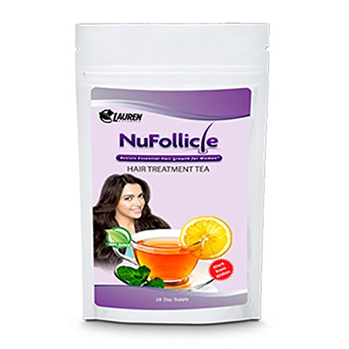 Hair Growth Vitamin Tea for Women and Men: All Natural Hair Treatment Infused with Biotin and Vitamins: Drink it or Soak Your Hair- Risk Free Full Money Back Guarantee (Syrup Dispenser Station compare prices)