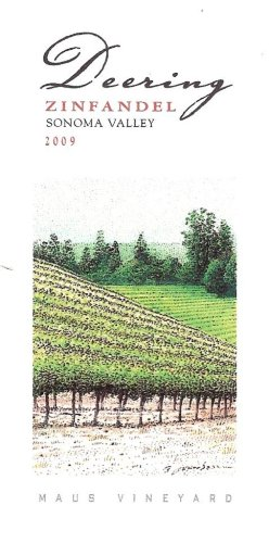 2009 Deering Maus Vineyard Zinfandel 750 Ml
