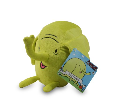 "Jazwares Adventure Time Tree Trunks 6"" Plush"