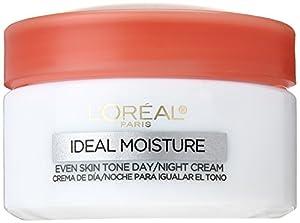 L'Oreal Paris Ideal Moisture Even Skin Tone Day/Night Cream