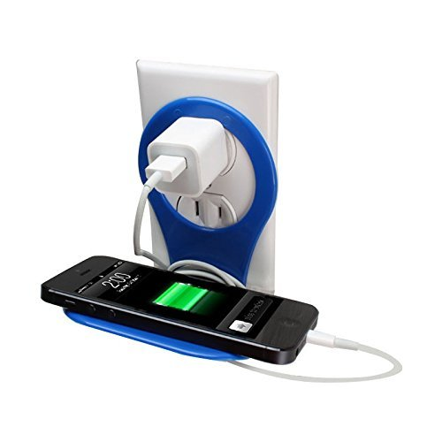 pics photos mobile charging shelf floating shelf that doubles as a charging station digsdigs